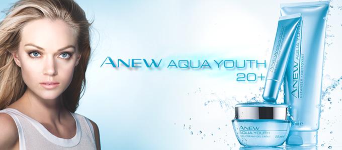 ANEW AQUA YOUTH - почувствуй энергию воды